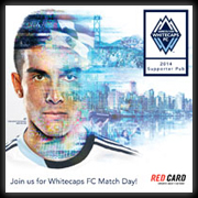 Whitecaps Schedule